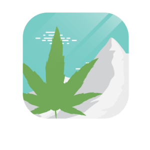 Cannabis industry vector