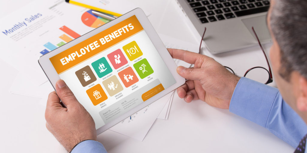 benefits are part of employee compensation