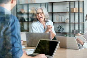 older business women who knows who is subject to ERISA