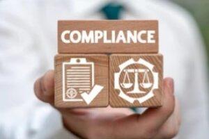 Compliance Standard Regulation Balance Business Concept