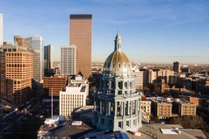Capital Building in Downtown Denver Colorado where there are new retirement plan requirements