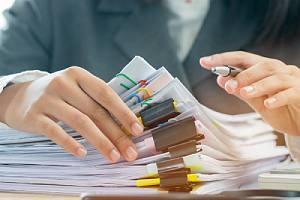 Doing a research to investigate an organization with a Benefits Broker