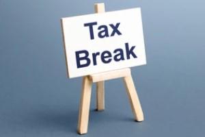 tax break concept for a wellness plan