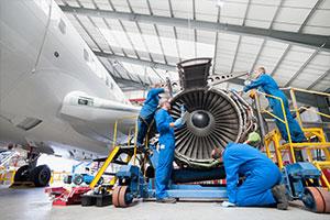 Aerospace benefits